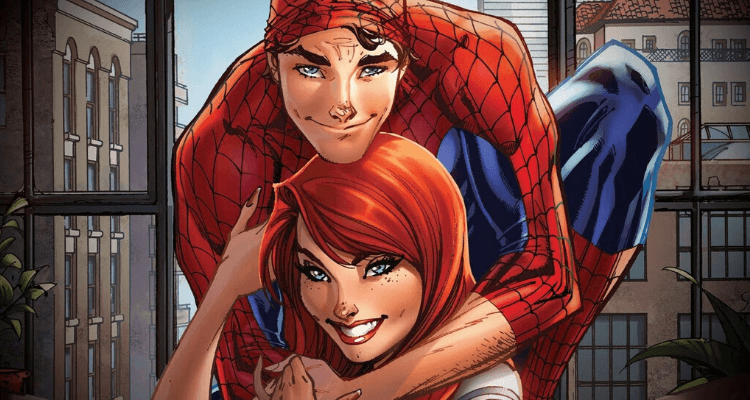 Mary Jane Watson and Peter Parker/Spider-Man